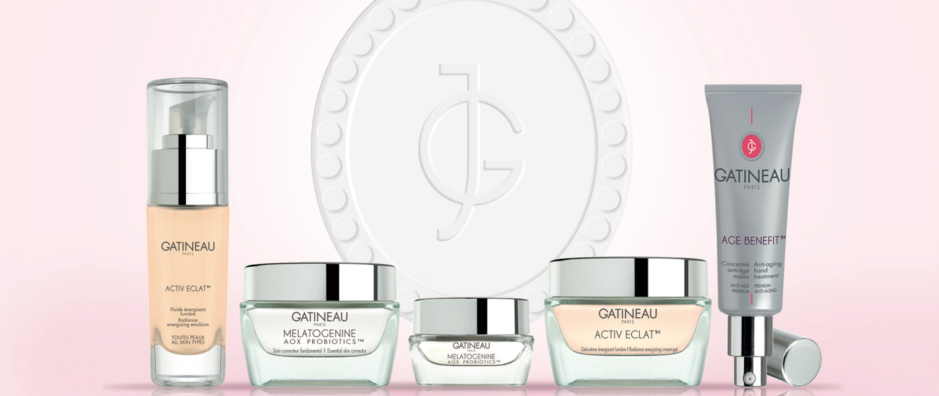 Gatineau(法國 嘉迪諾專業化妝品)